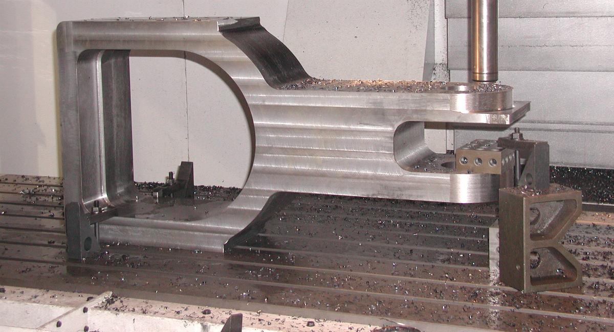 CNC Machining Mobile, AL