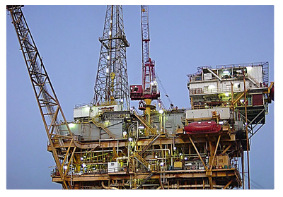 Oil & Gas Exploration Industries