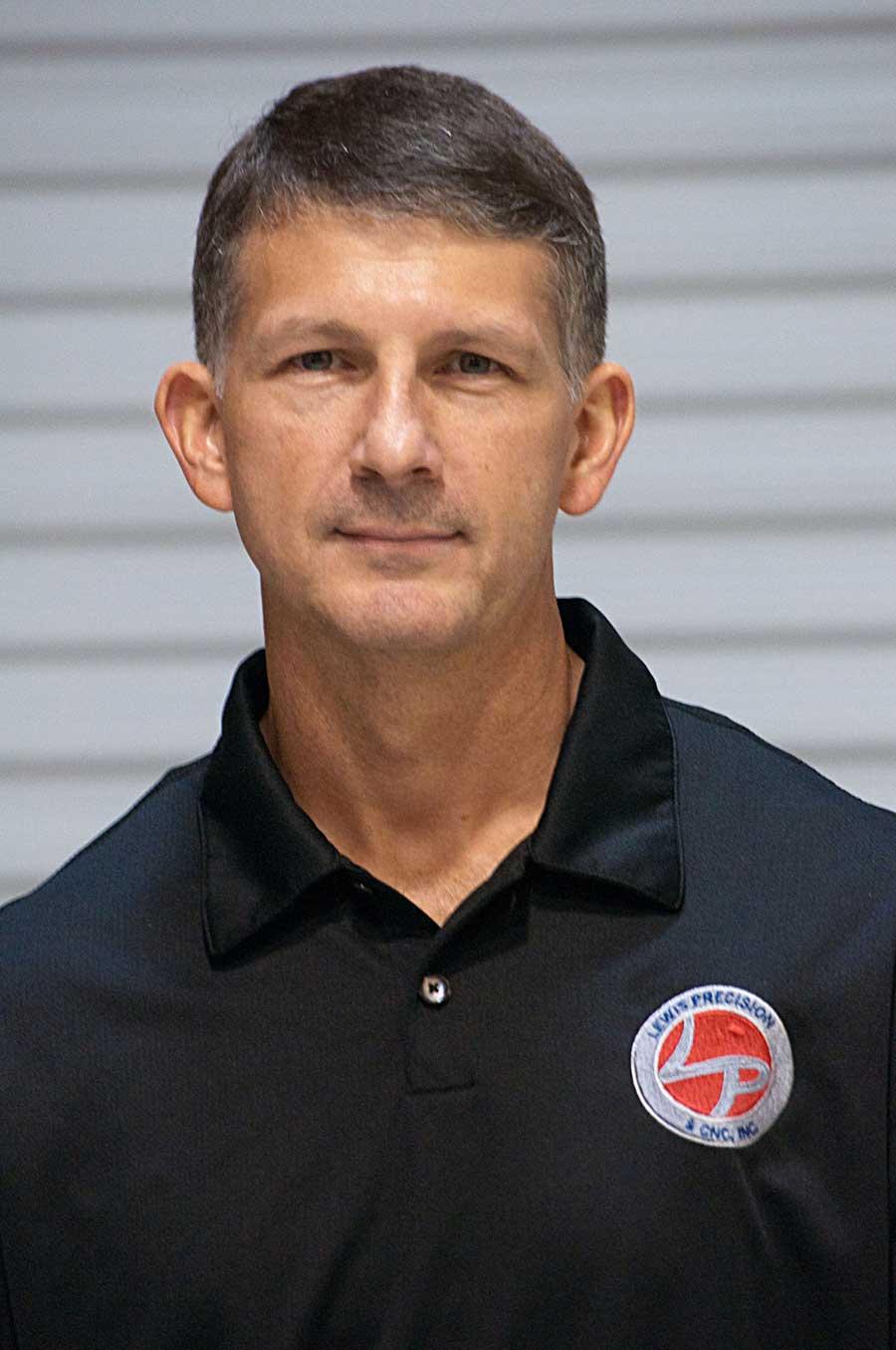 Travis Latiolais - Lathe Manager